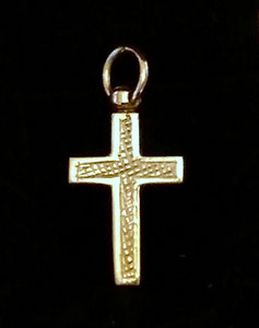 Engraved cross pendant holmans funeral and cremation service engraved cross pendant click image to enlarge engravedcrosspendant75g aloadofball Images