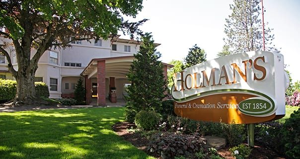 Holman's facility